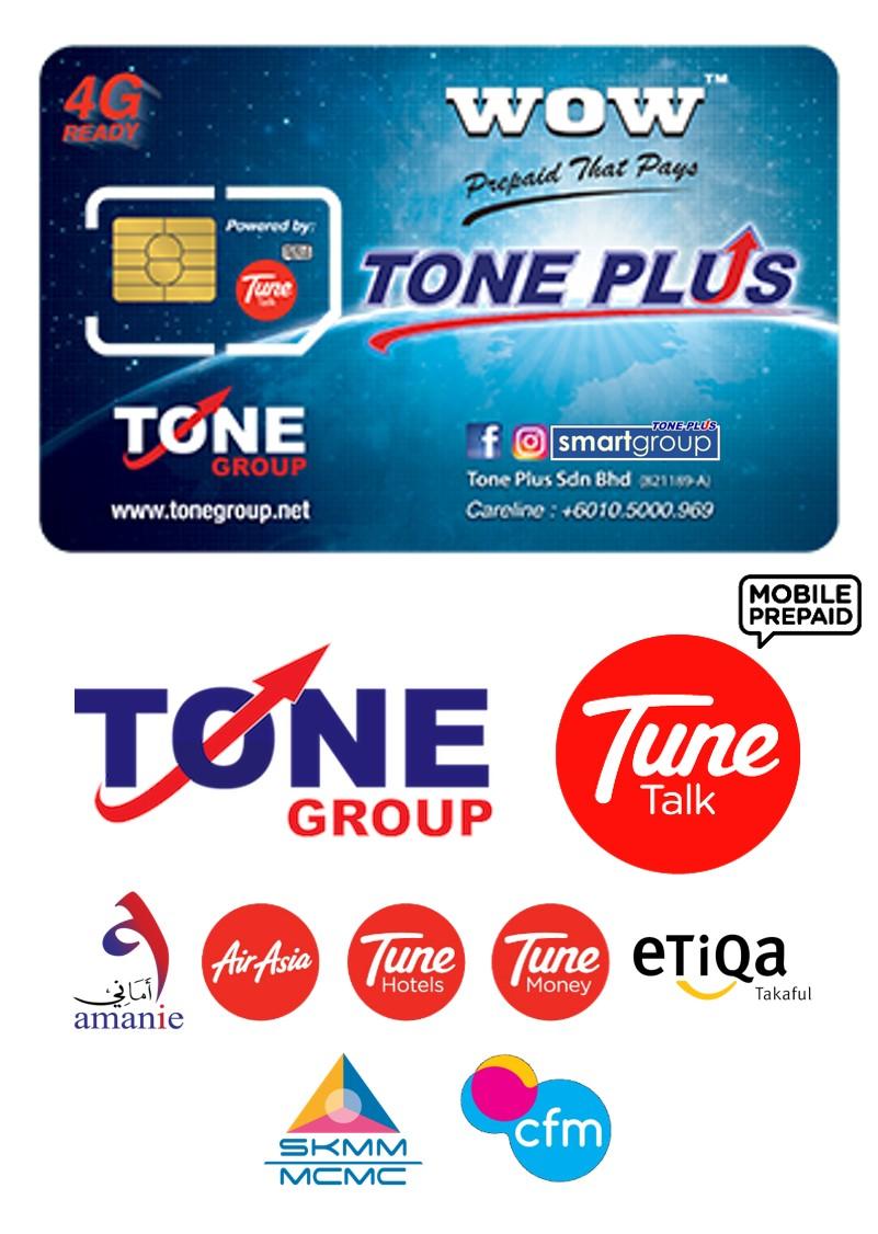 Program Tone Plus