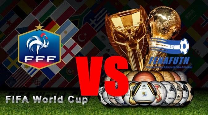 Prediksi Skor PIALA DUNIA Paling Jitu Prancis vs Honduras Jadwal 16 Juni 2014