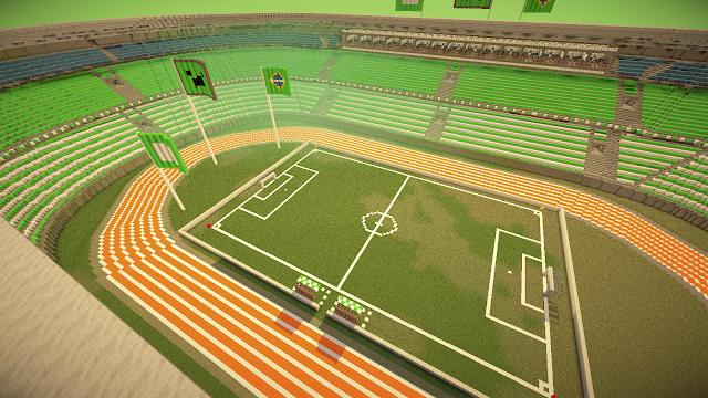 Inside  - Minecraft Metropolis