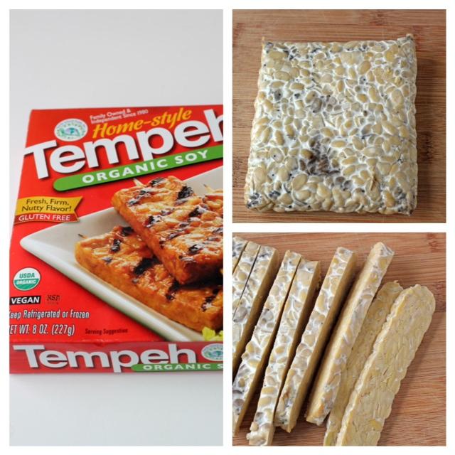 Teriyaki Tempeh & Veggies