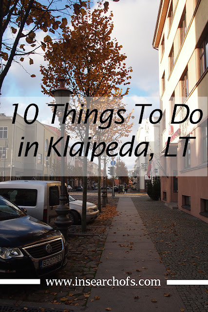 Tips for visiting Klaipeda, Lithuania and the Curonian Spit