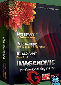 Suite Imagenomic Professional - 3 Plug-ins for Adobe Photoshop