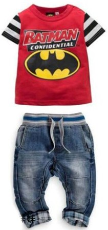 RM38 - Set 2pcs Batman