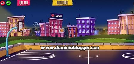 iBasket el juego de baloncesto en HTML5