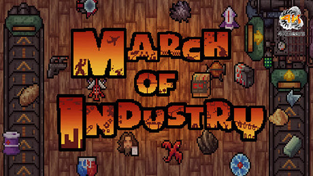 March of Industry: Very Capitalist Factory Simulator Entertainments Free Download