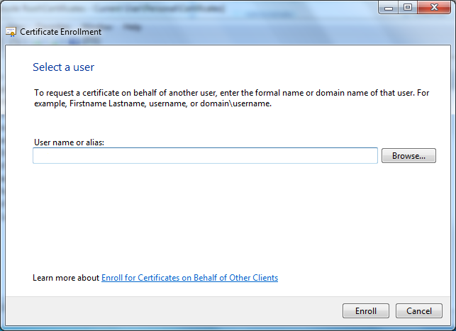 Itechnology Blog Installing Windows 2008 R2 Certificate Services