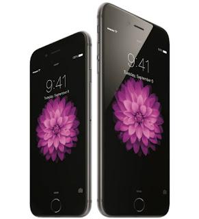 شكل وتصميم mobile ايفون 6 بلس