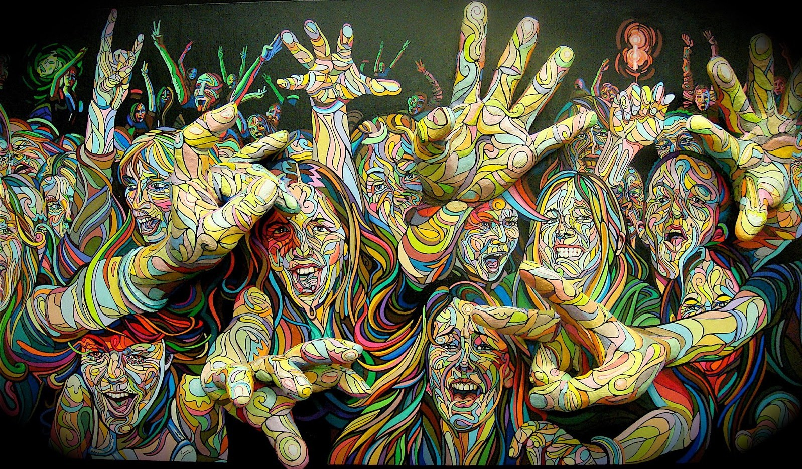 El Psicópata Infiltrado Psychedelic-exp