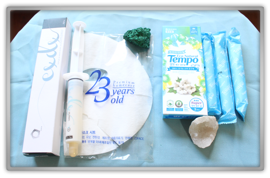 겟잇뷰티박스 by 미미박스 memebox beautybox Global #13 unboxing review preview box 23years old cx detoxifiying air therapy donga tempo eco natural super