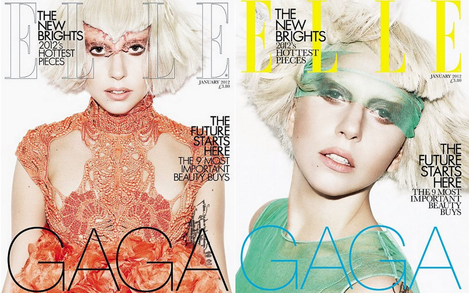 Lipstick Glamour: Going Gaga for Gaga