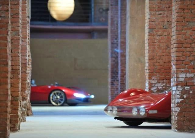 Ferrari Sergio - supercar for $ 4 million