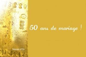 texte invitation anniversaire de mariage - Texte Invitation 50 Ans De Mariage Noces D Or