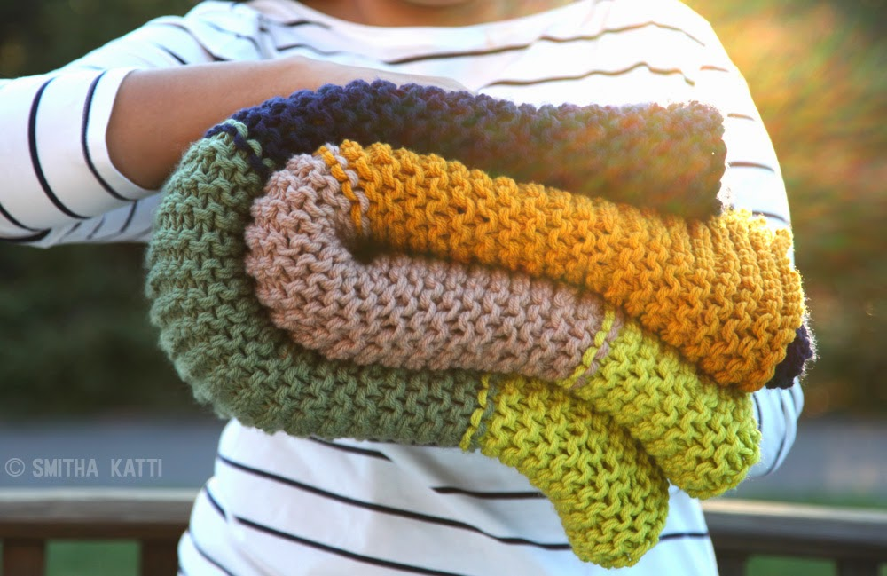 http://www.smilingcolors.com/2015/04/the-color-blocked-afghan-i-knit/