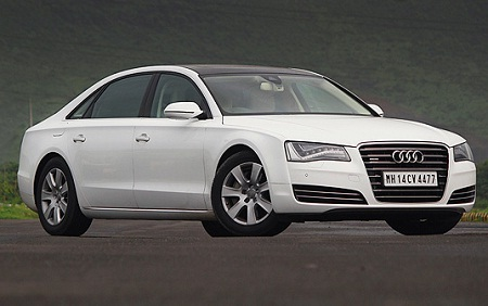 Audi A8 L 4.2 TDI: Price, Specs and Review
