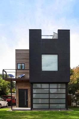 desain rumah minimalis sederhana 1