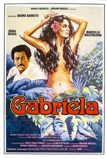 Baixar Filme Gabriela, Cravo e Canela DVDRip AVI Nacional
