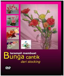 Membuat Bunga Cantik Dari Stocking Pusat Vcd Dvd Tutorial