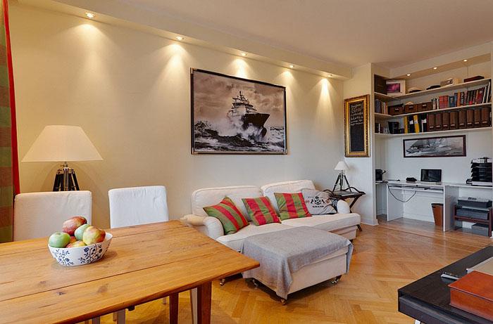 apartamentos remodelados modernos minimalistas 2015