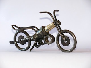 Fierro Reciclado, Ideas con Arte y Ecoresponsabilidad