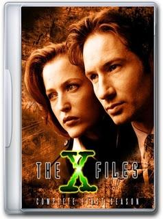 Arquivo X 1ª a 9ª Temporada Completa Torrent DVDRip -Dual Áudio (1993 a 2002)