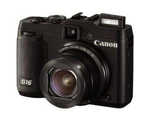 eBay: Buy Canon PowerShot G16 12.1 Megapixels Digital Camera at Rs.25944