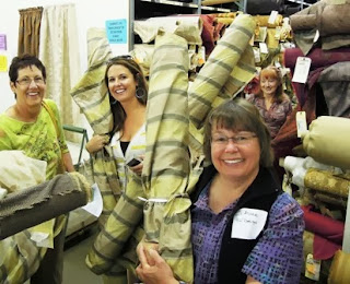 Wesco Fabrics, warehouse sale, fabric, furniture, accessories