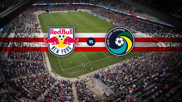 New York Red Bulls vs New York Cosmos  link vao 12bet