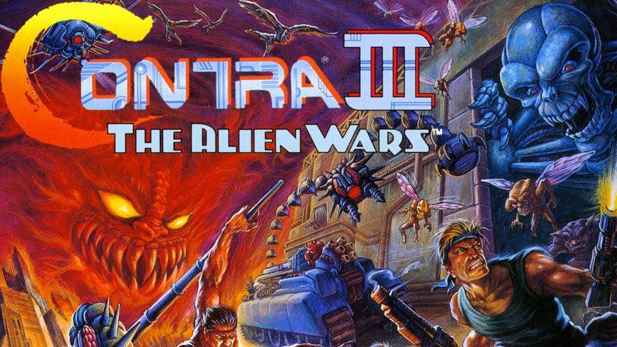 Contra 3 The Alien Wars SNES Ep. 1 | Recordando viejos tiempos