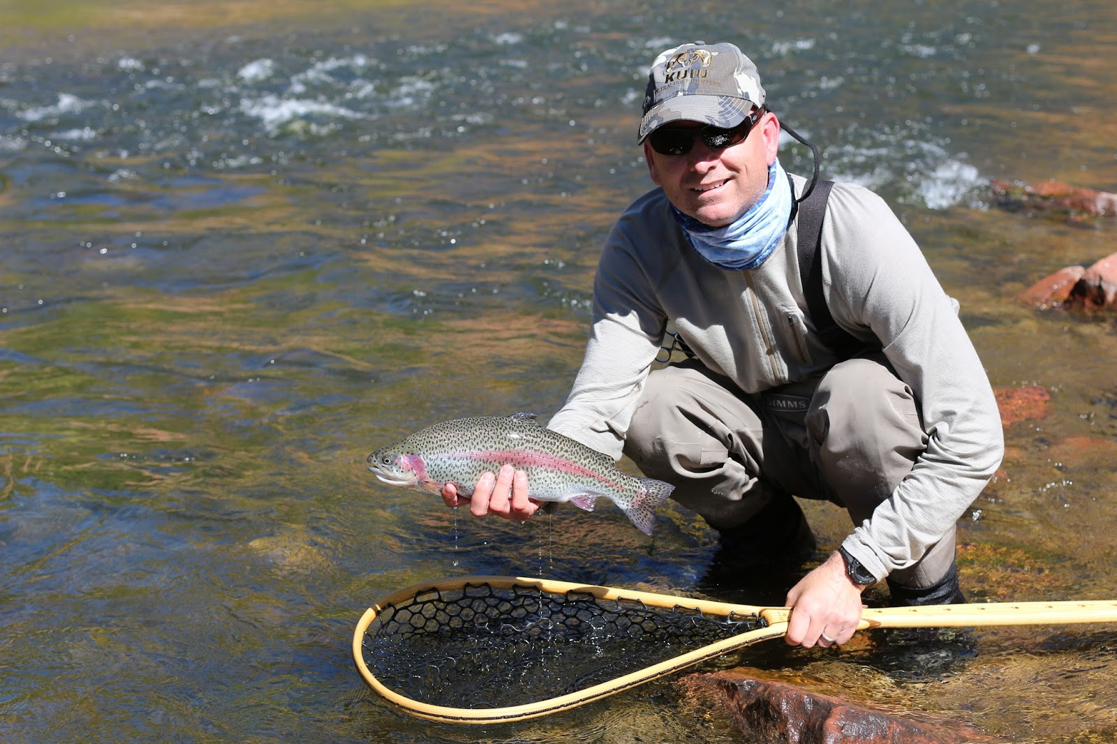 Jay scott outdoors summer fishing photos 1 for Fly fishing podcast