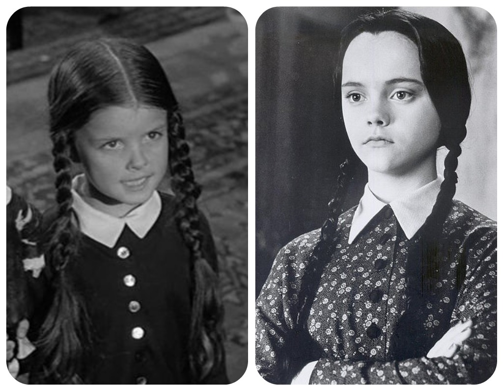 get the look halloween wednesday addams thunder and