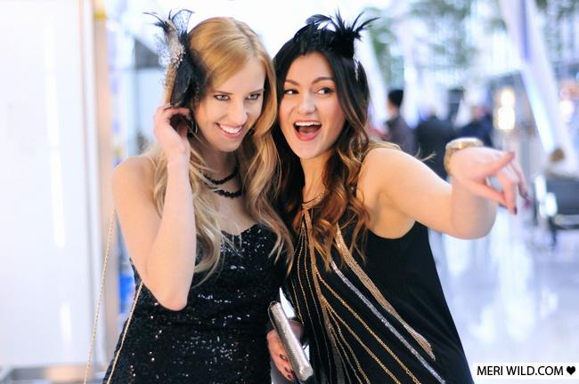 Serena i Blair z serialu Plotkara