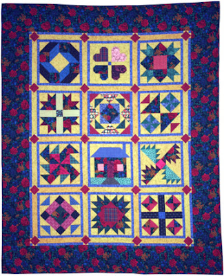 Free Block Of The Month Quilt Patterns Bomquilts