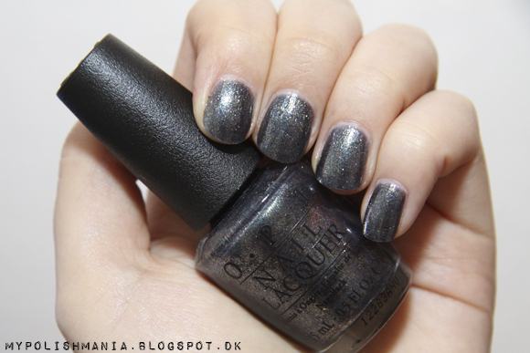 OPI On Her Majestys Secret Service