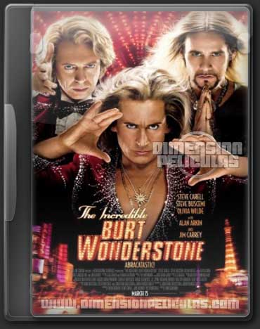 The Incredible Burt Wonderstone (BRRip HD Inglés Subtitulada)