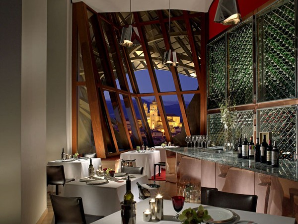 Arquitectura del vino cppa blog - Arquitecto bodegas marques de riscal ...