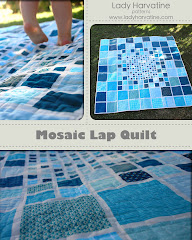 Mosaic Lap Quilt