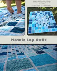 Mosaic Lap Quilt