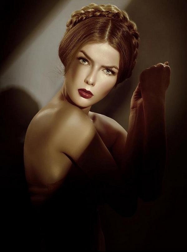 أجمل تسريحات الشعر للمرأة العصرية 2013