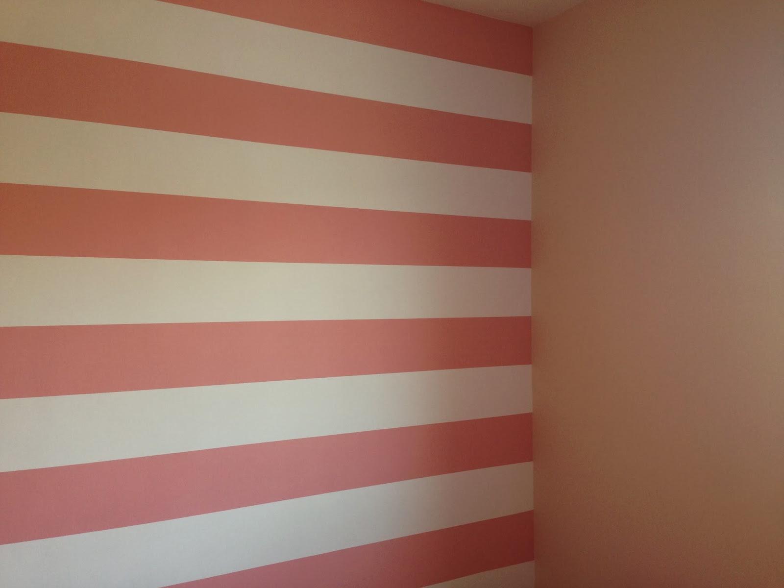 Pinturas veriax s l paredes a rayas - Como mezclar colores para pintar paredes ...