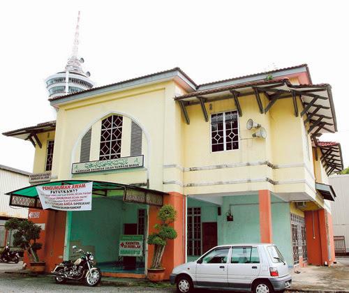 Madrasah Salihiah Kanchut