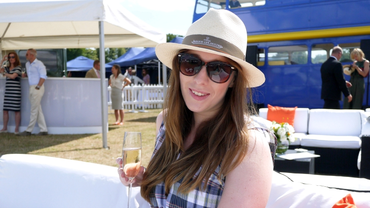 Jaeger-LeCoultre Gold Cup VIP Enclosure at Cowdray