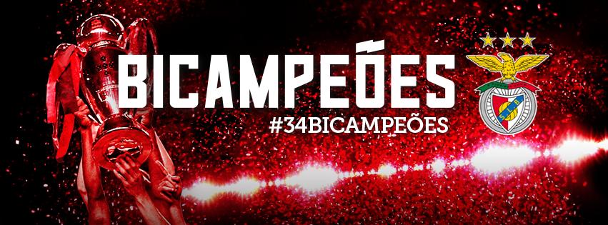 Bi-Campeões 2014/2015