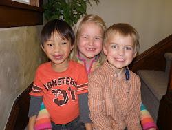 Elliana, Zane & Dexter