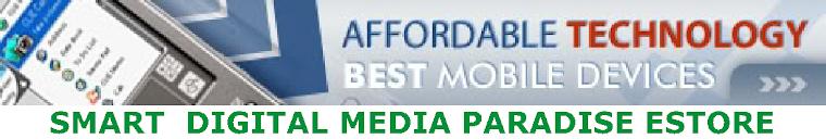 Smart Digital Media Paradse Estore