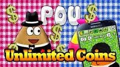 POU Mod Apk (Unlimited Coins) Terbaru 2015