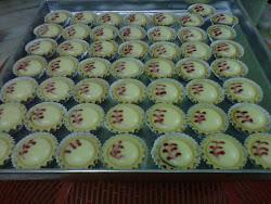 Cheese Tart ~ Strawberry / Blueberry/ Kiwi