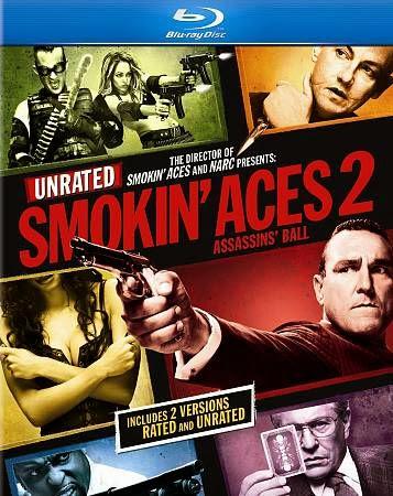 Smokin Aces 2 Assassins Ball 2010 Hindi Dubbed Dual BRRip 300mb ESub