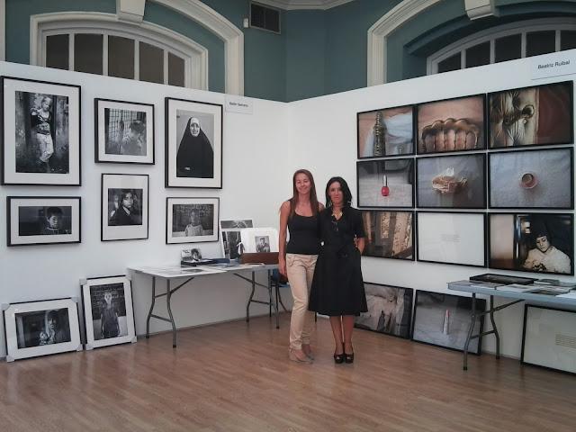 ENTREFOTOS 2013, Feria de fotografía, Fotografía de autor, Madrid, Casa del Reloj, Fotógrafos españoles, Blog de Arte, Voa-Gallery, Belen Serrano, Beatriz Ruibal,
