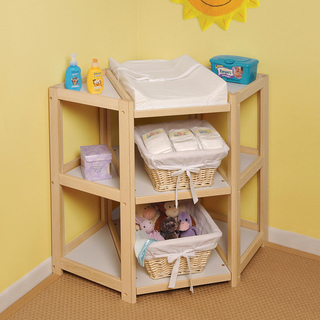 Bassinet Changing Table Combo5