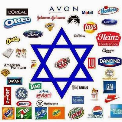 boikot terhadap produk Yahudi dan Israel